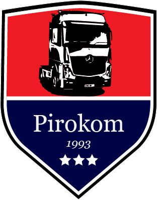 Pirokom logo